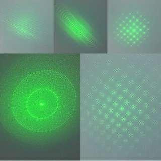 Green laser pinter 镭射激光笔
