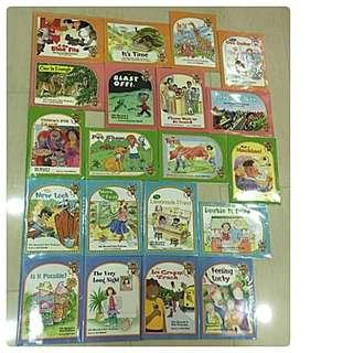 Bear's Math ABC 123 Thomson Learning Grade 1 / Grade 2 Math Readers
