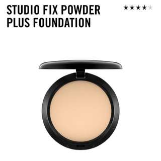 Mac Studio Fix Powder | Nc35