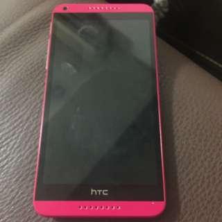 HTC Desire816 8G附8G記憶卡=16G