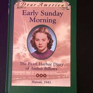 Early Sunday Morning - Dear America Diary