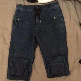 Navy blue INDUSTRIE pants