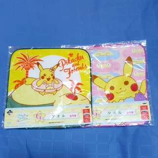 Pokemon handkerchiefs