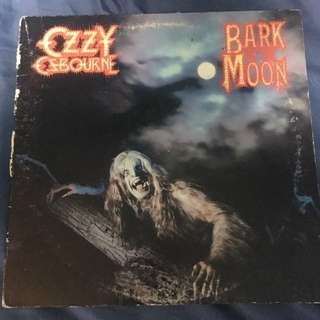 Ozzy Osbourne - Bark At The Moon Vinyl LP Record