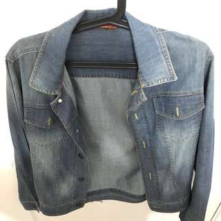 Lightweight Denim jacket (SALE)