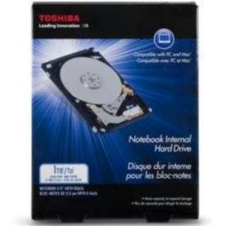TOSHIBA Notebook Internal Hard drive (PH2100U-1I54)