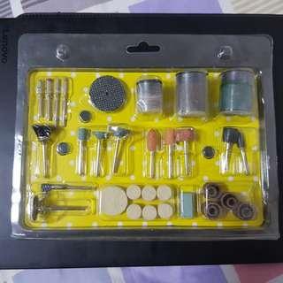 125pcs accessories for rotary tool/ mini drill