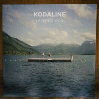 Kodaline In A Perfect World Vinyl LP