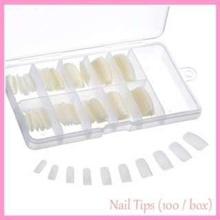 100pcs Acrylic Nails