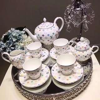 VIP teapot set