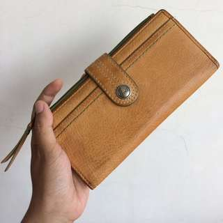 Dompet Fossil vintage edition wallet