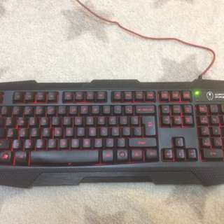 GK1 Gaming Freak Keyboard