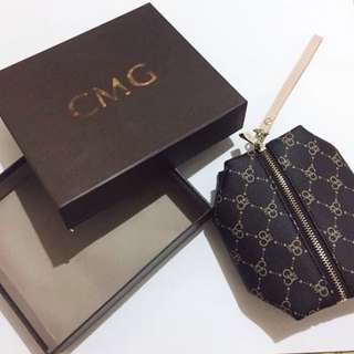 REPRICED!!! CMG (pouch or makeup bag)