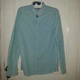 Men's shirt cotton on