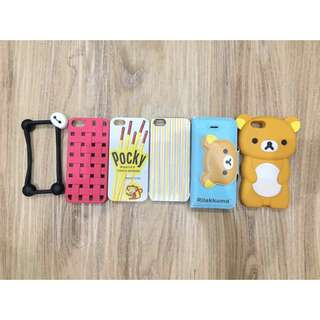 casing iphone (5/5s) TAKE ALL FOR 120k!