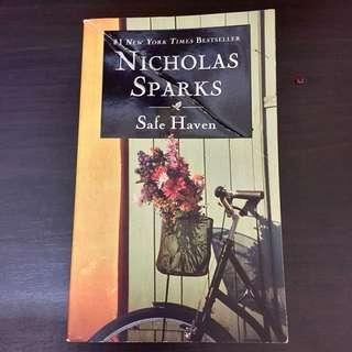 """Safe Haven"" by Nicholas Sparks"