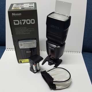 Nissin DI700 Speedlite Flash for Canon