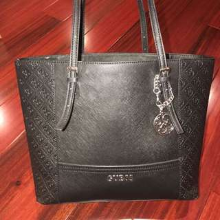 Guess Tote Bag Black
