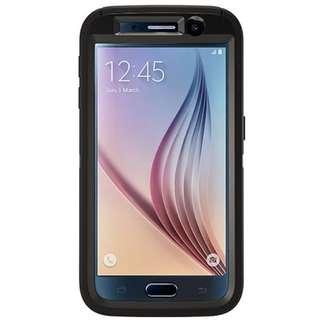 Samsung S6 OtterBox Defender Series Case