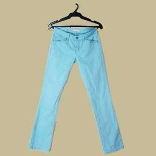 Uniqlo Baby Blue Pants