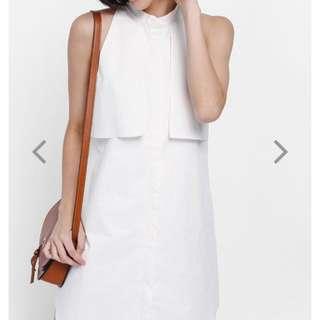 Fionde Layer Shirt Dress