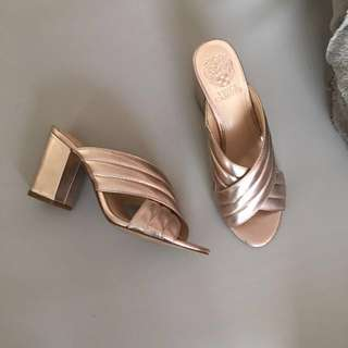 Vince Camuto Bemia Shoe - Rose Gold