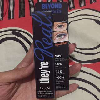 Benefit They Real Mascara 8,5gr Blue