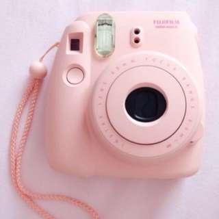 富士即影即有相機 mini8 粉紅色 instax fujifilm