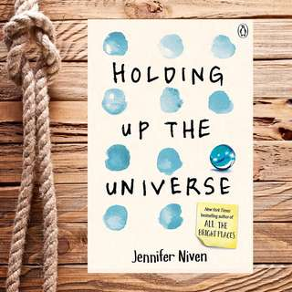 FREE! Holding Up The Universe by Jennifer Niven (Ebook)