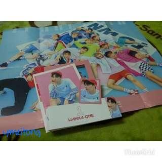 Wanna One To Be One pink version album [Minhyun set]