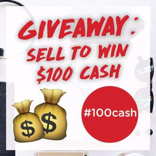 #100CASH for YOU 💸