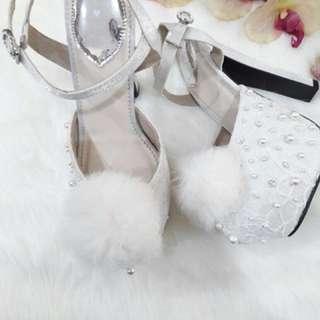 Glam pump shoes (heels 15cm)