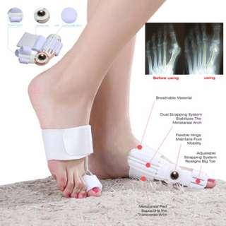Big Bone Toe Bunion Splint Corrector Foot Pain Relief Hallux Valgus Pro