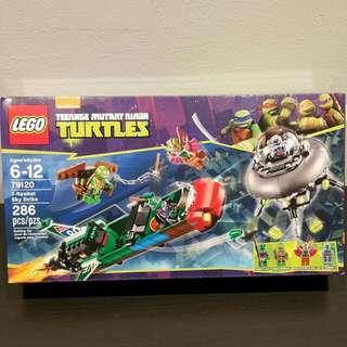Brand New Lego Teenage Mutant Ninja Turtles Playset