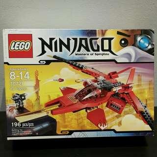Brand New Lego Ninjago Kai Fighter Set