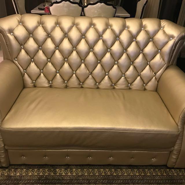 2 Seater Brand New Sofa Furniture Sofas On Carou