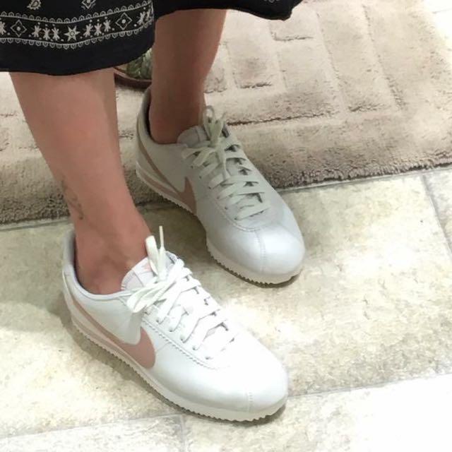 日本代購-粉色阿甘鞋