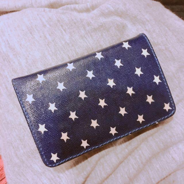 星星名片夾