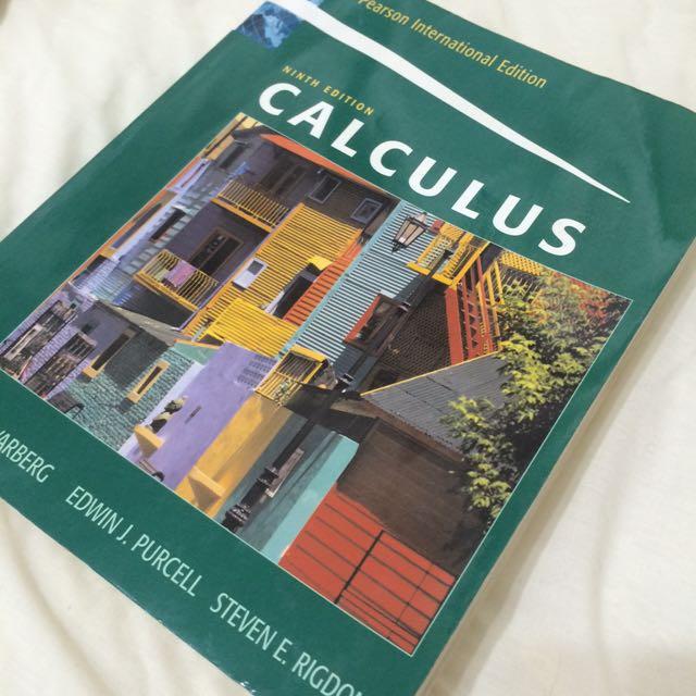 微積分原文書 九版 Calculus Ninth Edition 9e