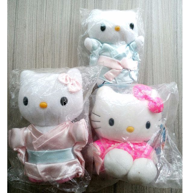 全店免運 - Hello Kitty凱蒂貓娃娃