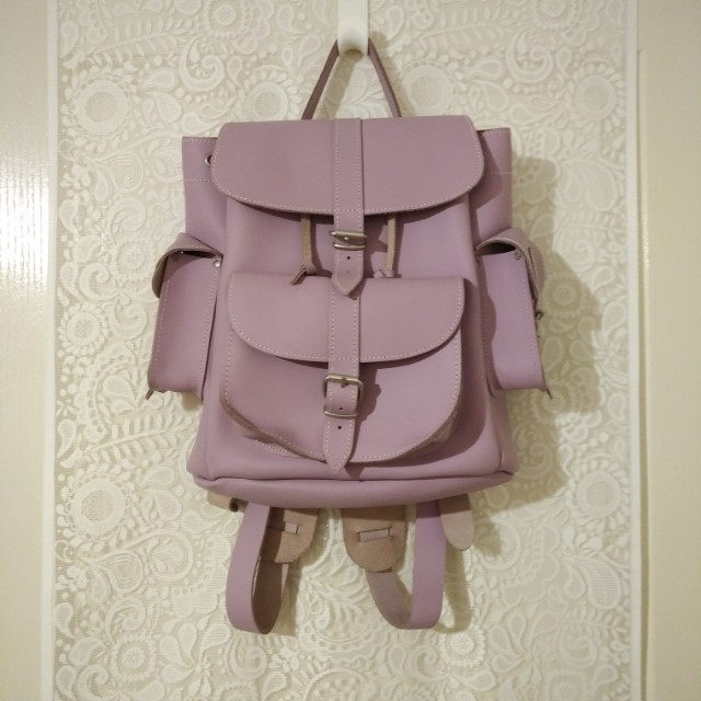 🎒 GRAFEA - Hari Backpack (Lilac)