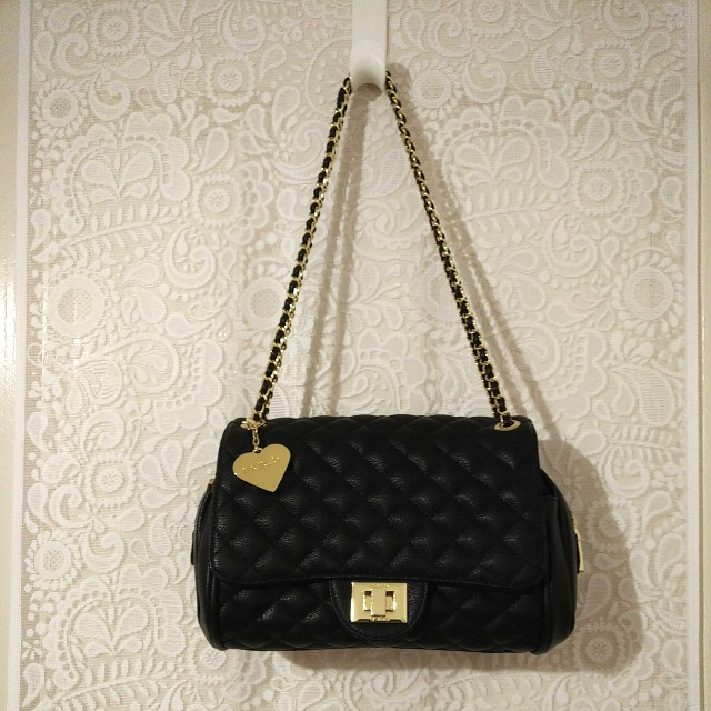👜 MARC B. - Knightsbridge Bag (Black)