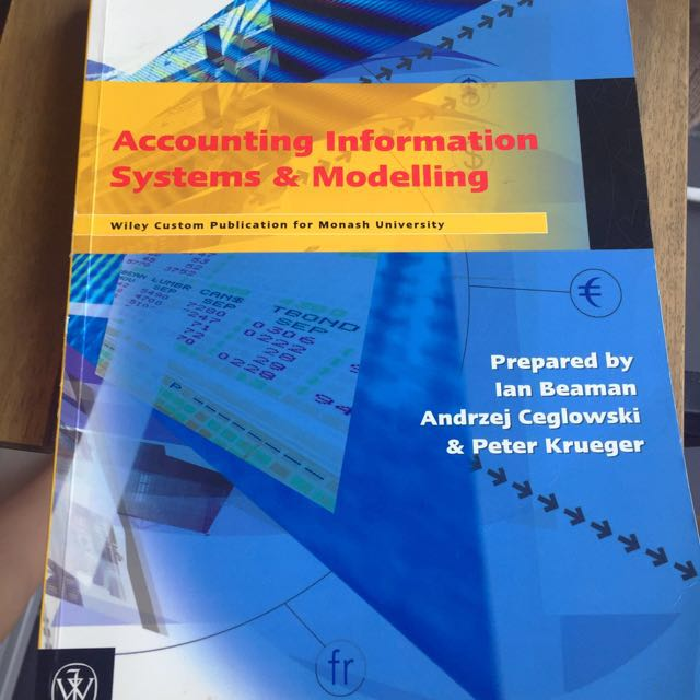 Accounting Information Systems & Modelling
