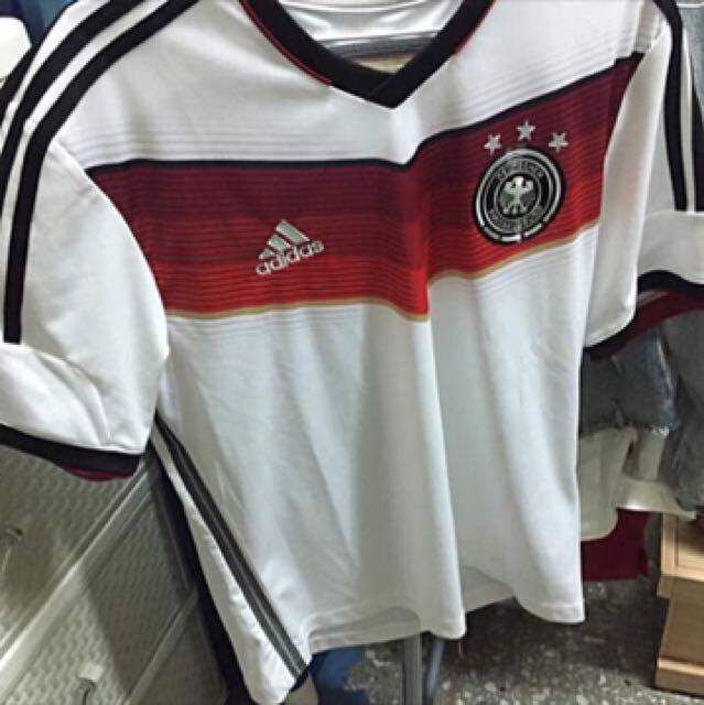 德國隊世足球衣adidas