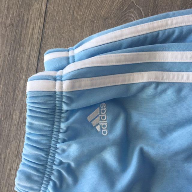 Adidas baby blue pants