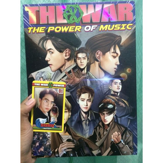 Album Exo The Power of Music