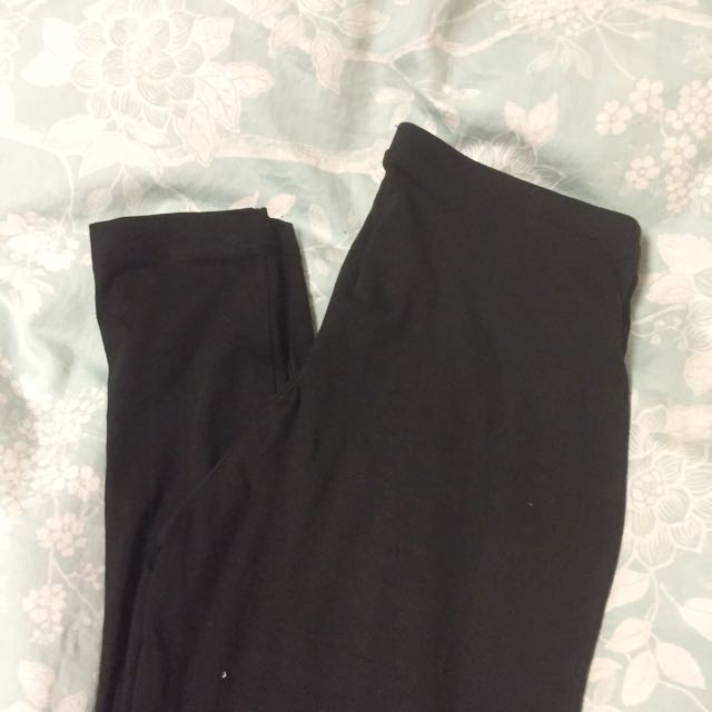 Atmosphere Black Tights Size 6
