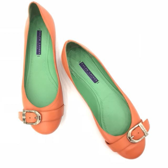 Authentic Ralph Lauren Flats