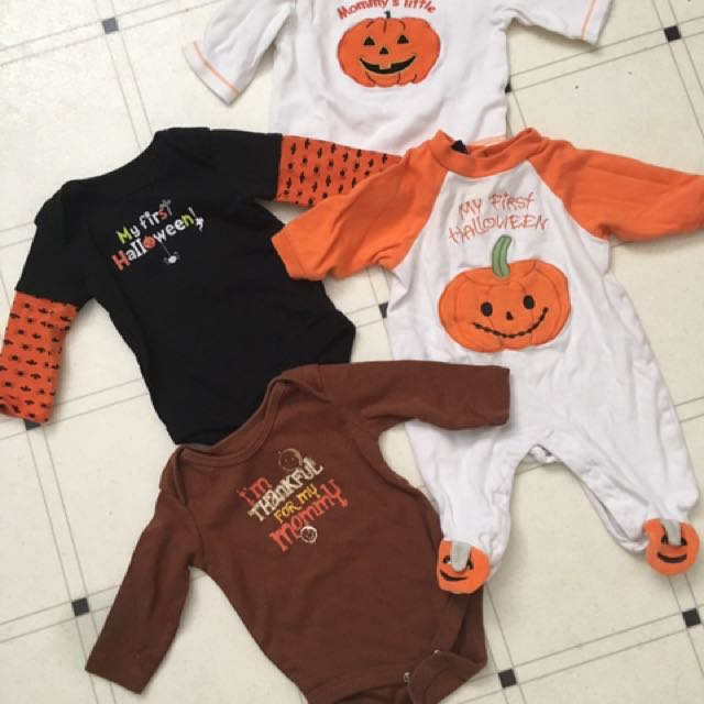Baby Halloween Outfits