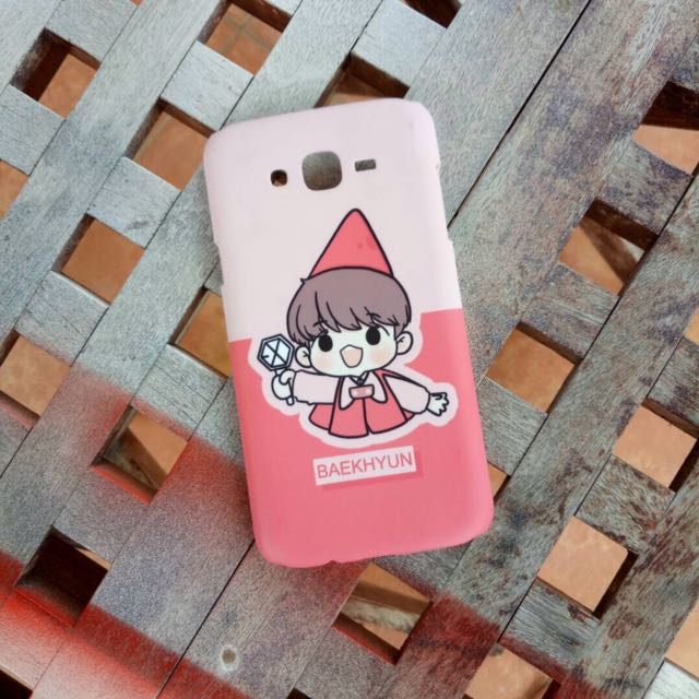 Baekhyun Phone Case